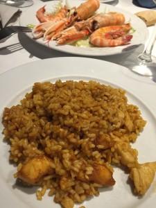 arros restaurant elche barcelona